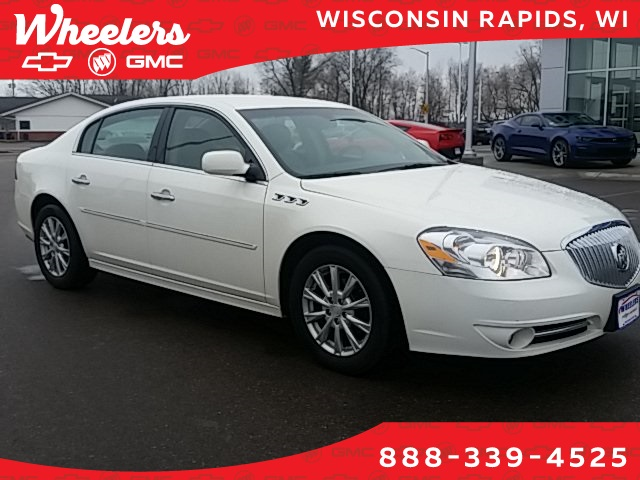 Pre-Owned 2011 Buick Lucerne CXL