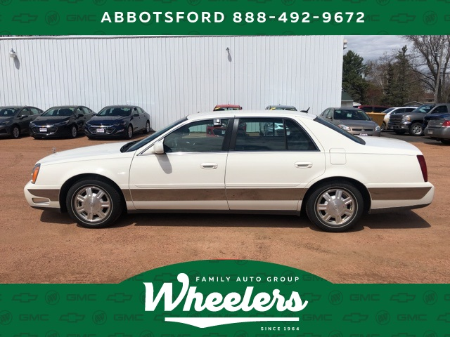 Pre-Owned 2005 Cadillac DeVille Livery