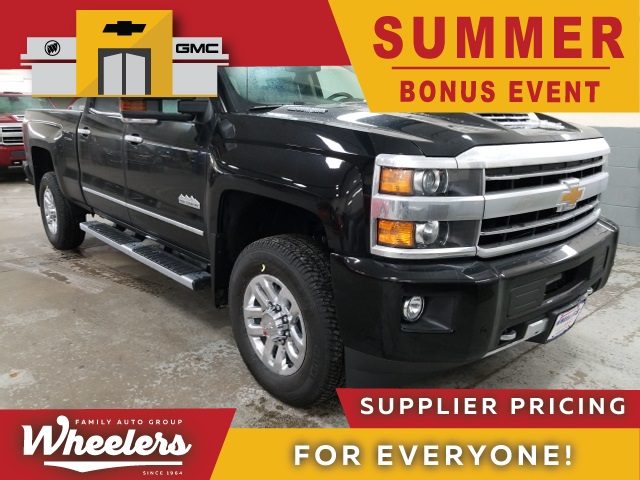 New 2019 Chevrolet Silverado 3500HD High Country