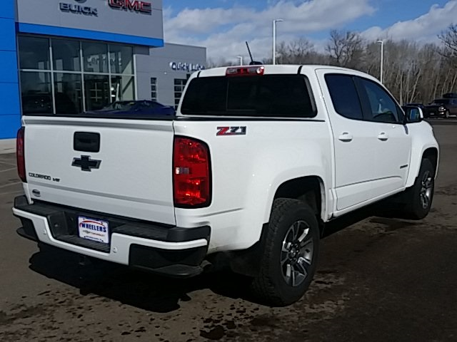 Pre-Owned 2019 Chevrolet Colorado Z71