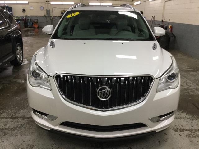Pre-Owned 2017 Buick Enclave Premium Group